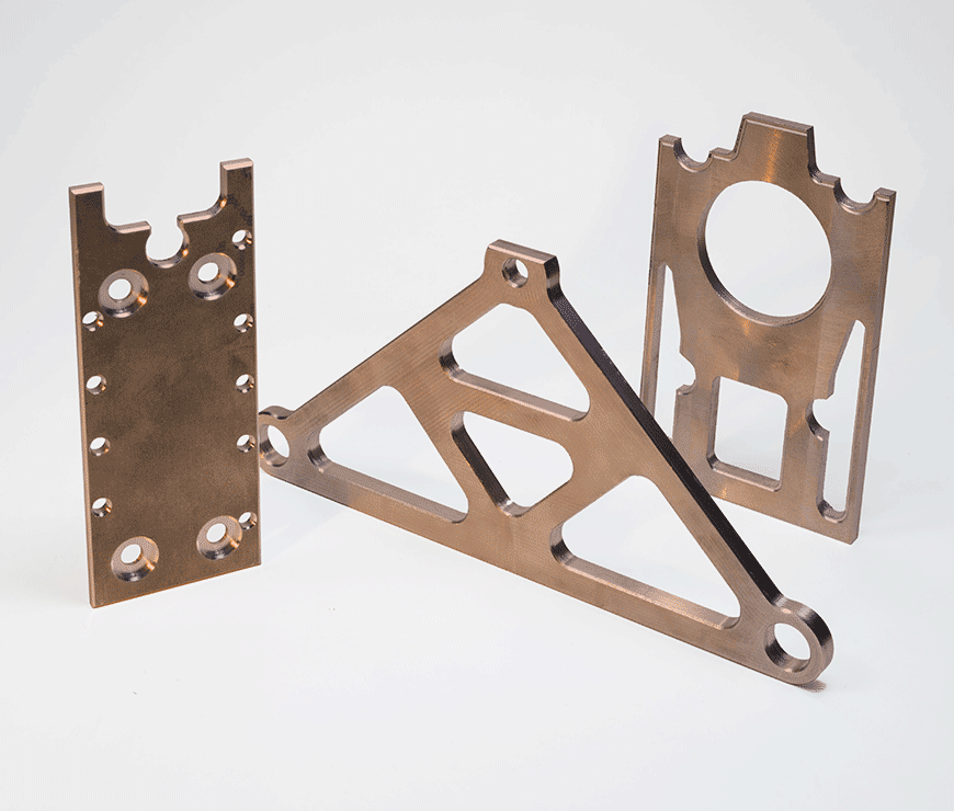 Copper Matrix Composites CNC Machining